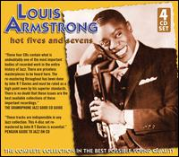 The Complete Hot Five and Hot Seven Recordings [Columbia/Legacy] - Louis Armstrong