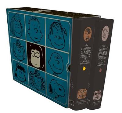 The Complete Peanuts 1979-1982 - Schulz, Charles M, and Roker, Al (Introduction by), and Johnston, Lynn (Introduction by)