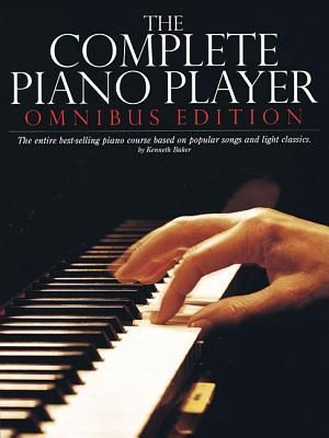 The Complete Piano Player: Books 1,2,3,4, and 5 - Baker, Kenneth, S.J