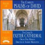 The Complete Psalms of David, Series 2, Vol. 1: Psalms 1-19