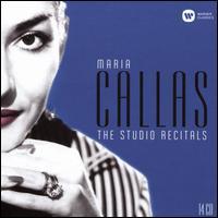 The Complete Studio Recitals - Alexander Young (tenor); Duncan Robertson (tenor); Franco Corelli (tenor); John Lanigan (tenor); Joseph Rouleau (bass);...