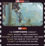 The Composers Conduct: Ravel, Roussel, Elgar, Schmitt
