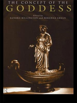 The Concept of the Goddess - Billington, Sandra (Editor), and Green, Miranda (Editor)