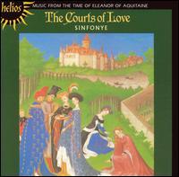 The Courts of Love - Bonnie Shaljean (medieval harp); Jim Denley (pandeiro); Jim Denley (bendir); Mara Kiek (vocals);...
