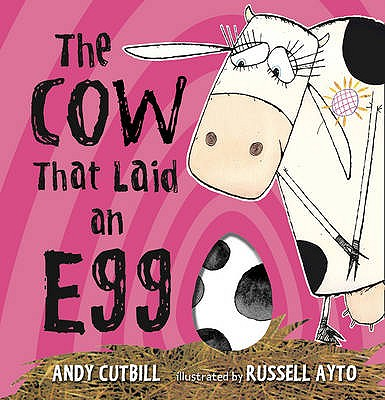 The Cow That Laid an Egg - Cutbill, Andy, and Degas, Rupert (Read by)