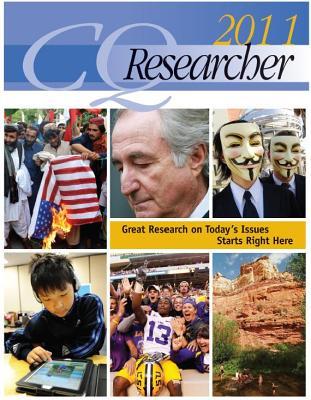 The CQ Researcher Bound Volume 2011 -
