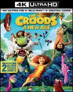 The Croods: A New Age [Includes Digital Copy] [4K Ultra HD Blu-ray/Blu-ray]