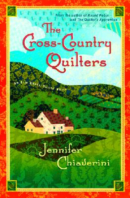 The Cross-Country Quilters - Chiaverini, Jennifer