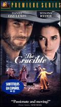 The Crucible [Blu-ray] - Nicholas Hytner