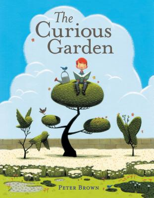The Curious Garden - Brown, Peter