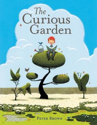 The Curious Garden - Brown, Peter