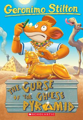 The Curse of the Cheese Pyramid - Stilton, Geronimo
