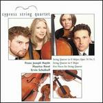 The Cypress String Quartet Performs Haydn, Ravel & Schulhoff