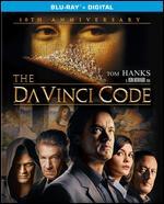 The Da Vinci Code [10th Anniversary Edition] [Blu-ray] [2 Discs] - Ron Howard