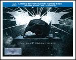 The Dark Knight Rises [Blu-ray/DVD] [UltraViolet] [Limited Edition Bat Cowl]