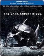 The Dark Knight Rises [Blu-ray/DVD] [UltraViolet] [Steelbook]