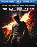 The Dark Knight Rises [Blu-ray] - Christopher Nolan