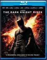 The Dark Knight Rises: With Movie Money [Blu-ray]