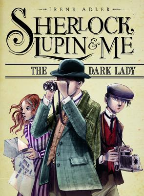 The Dark Lady - Adler, Irene