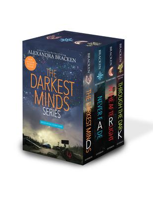 The Darkest Minds Series Boxed Set [4-Book Paperback Boxed Set] - Bracken, Alexandra