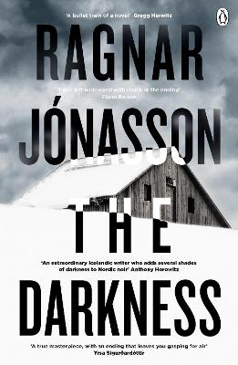 The Darkness: If you like Saga Noren from The Bridge, then you'll love Hulda Hermannsdottir - Jonasson, Ragnar, and Cribb, Victoria (Translated by)