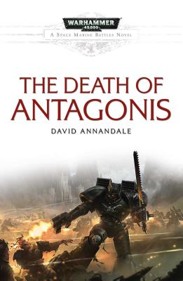 The Death of Antagonis - Annandale, David