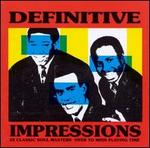 The Definitive Impressions [Reissue]
