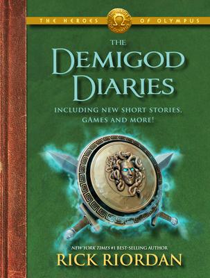 The Demigod Diaries - Riordan, Rick