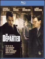 The Departed [Includes Digital Copy] [UltraViolet] [Blu-ray]