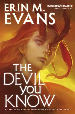 The Devil You Know - Evans, Erin