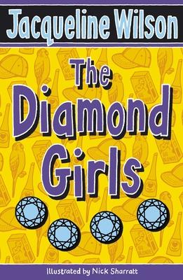 The Diamond Girls - Wilson, Jacqueline