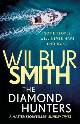 The Diamond Hunters - Smith, Wilbur