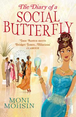 The Diary of a Social Butterfly - Mohsin, Moni