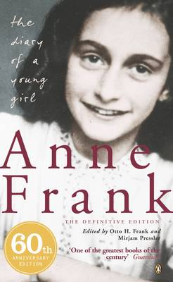 The Diary of a Young Girl: The Definitive Edition - Frank, Anne