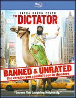 The Dictator [Banned and Unrated Version] [Blu-ray]