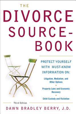 The Divorce Sourcebook - Berry, Dawn Bradley