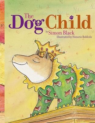 The Dog Child - Black, Simon