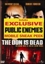 The Don Is Dead - Richard Fleischer