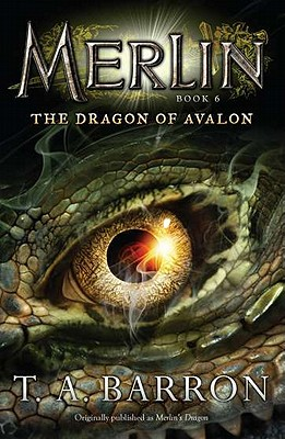 The Dragon of Avalon - Barron, T A