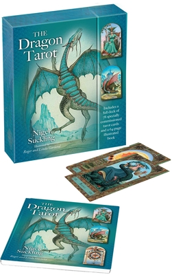 The Dragon Tarot: Includes a Full Deck of 78 Specially Commissioned Tarot Cards and a 64-Page Illustrated Book - Suckling, Nigel