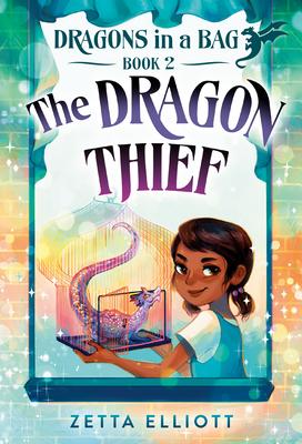 The Dragon Thief - Elliott, Zetta