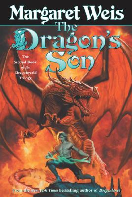 The Dragon's Son: The Second Book of the Dragonvarld Trilogy - Weis, Margaret