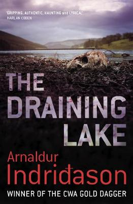 The Draining Lake - Indridason, Arnaldur, Mr.