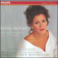 The Echoing Air - Academy of Ancient Music; Christopher Hogwood (organ); Christopher Hogwood (harpsichord); Crispian Steele-Perkins (trumpet);...