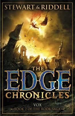 The Edge Chronicles 8: Vox: Second Book of Rook - Riddell, Chris, and Stewart, Paul