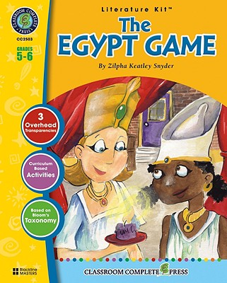 The Egypt Game: Grades 5-6 - Reed, Nat