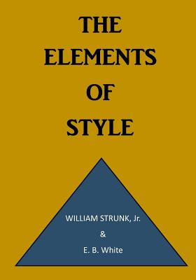 elements of style in essay writing In the elements of style is thematically integral to the subject of the elements of style, yet does stand as a discrete essay about writing lucid prose.