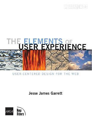 The Elements of User Experience: User-Centered Design for the Web - Garrett, Jesse James