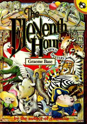 The Eleventh Hour: A Curious Mystery - Base, Graeme