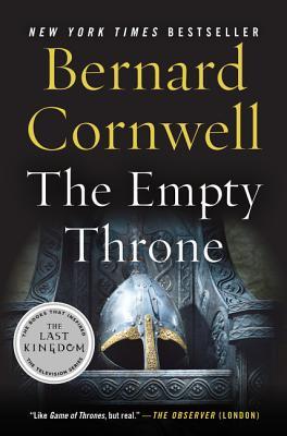 The Empty Throne - Cornwell, Bernard